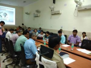 DM Meeting Room Purulia